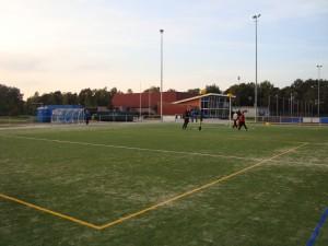 Sportpark de Klencke, kantine + veld