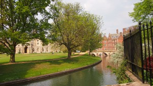2014 Engeland Cambridge