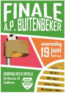 Finale A.P. Buitenbeker 2019